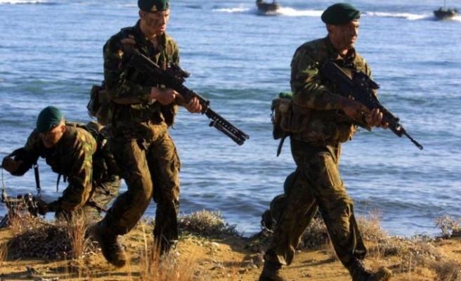 Güney Kıbrıs ile İsrail arasındaki tatbikatlar tamamlandı