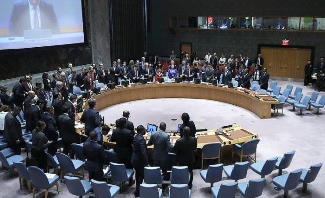 """Güvenlik Konseyi'nden """"Referans şartlarının kabulü için baskı"""""""