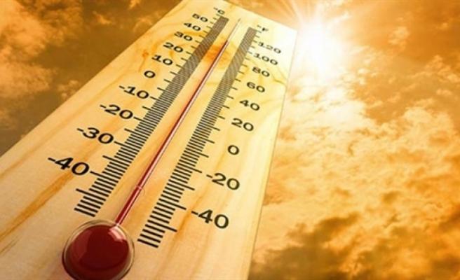 Hava sıcaklığı iç kesimlerde 40 dereceye kadar yükselecek