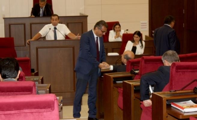 Hükümetinin programı, Cumhuriyet Meclisi genel kurulunda görüşülüyor