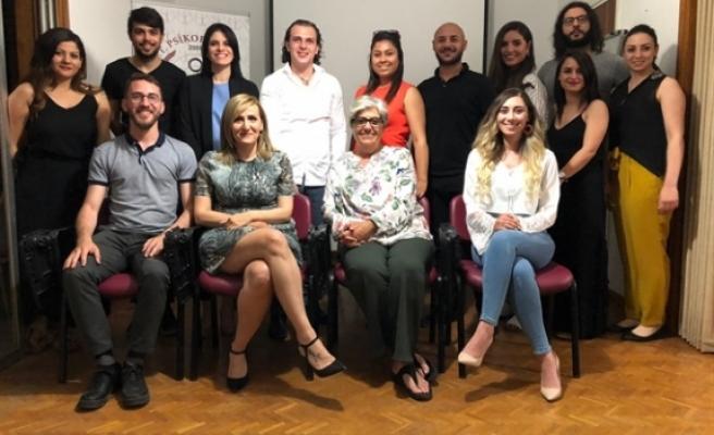 Kıbrıs Türk Psikologlar Derneği Başkanlığına Refia Erosal getirildi