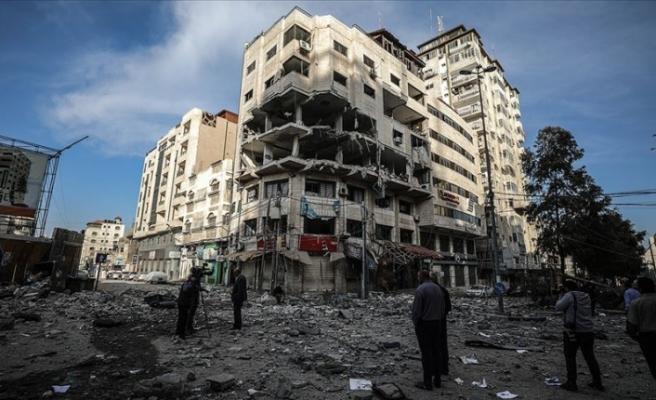 İsrail'in Gazze'ye saldırılarında şehit sayısı 23'e yükseldi