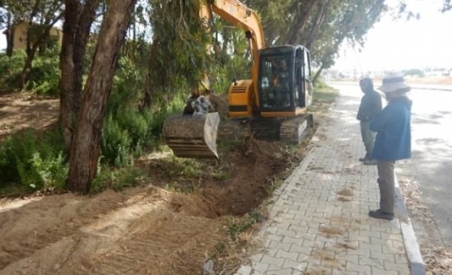 Kayıp Şahıslar Komitesi Mutluyaka'da kazı çalışmalarına başladı