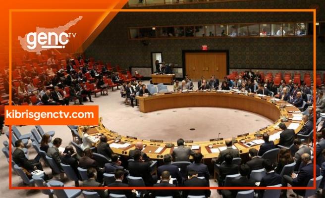 Kıbrıs sorunu BM Güvenlik Konseyinde