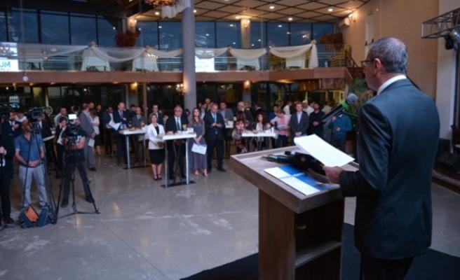 KTGB'nin 'Mümkün' projesi açılış etkinliği yapıldı