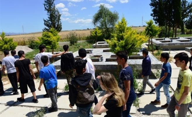 Kültürel Mirasa Yolculuk Projesi sona erdi