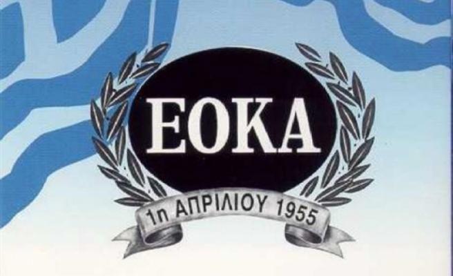 Limasol'da Eoka B örgüt evi
