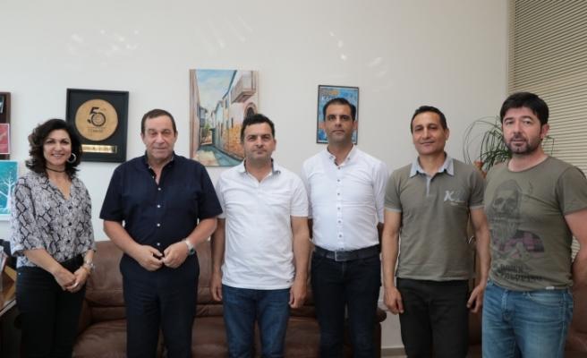 """""""Maliye Bakanlığı olarak veda, muhalefet parti lideri olarak merhaba"""" ziyaretleri"""
