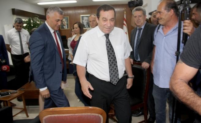 Maliye Bakanlığı'nda görev değişimi yapıldı