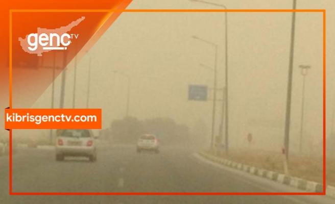 """Meteoroloji Dairesi'nden toz uyarısı: """"Cuma gününe kadar sürecek"""""""