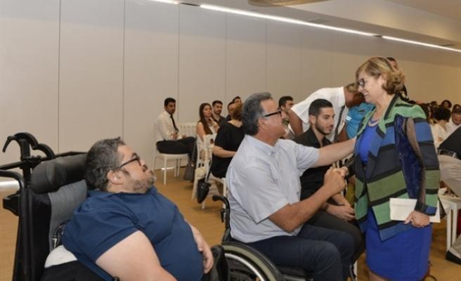 """""""Özel Gereksinimli Bireyler İçin Afet Risklerinin Azaltılması Çalıştayı"""" düzenlendi"""