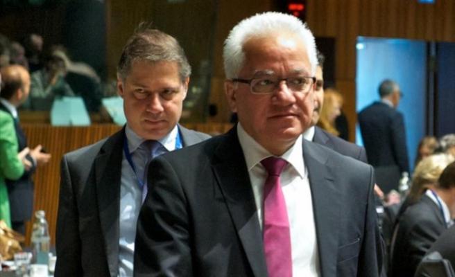 Rum Adalet Bakanı istifasını sundu