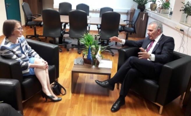 Rum Komiser'den Türk Ordusu arşivleri için çağrı