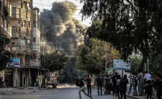 Saldırılarda şehit olan Filistinlerin sayısı 25'e çıktı
