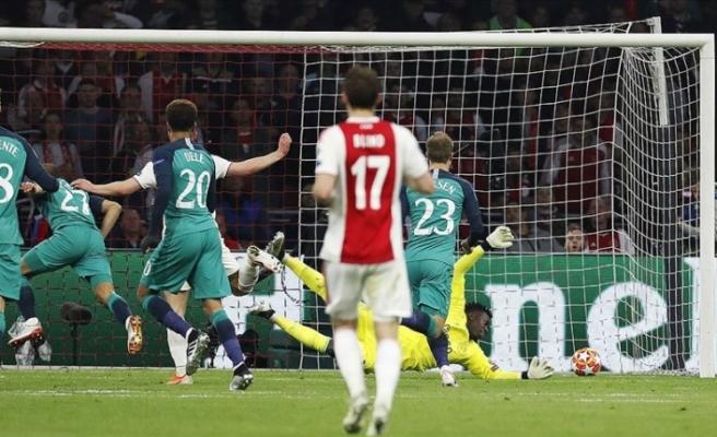 Şampiyonlar Ligi finalinde Liverpool'un rakibi Tottenham