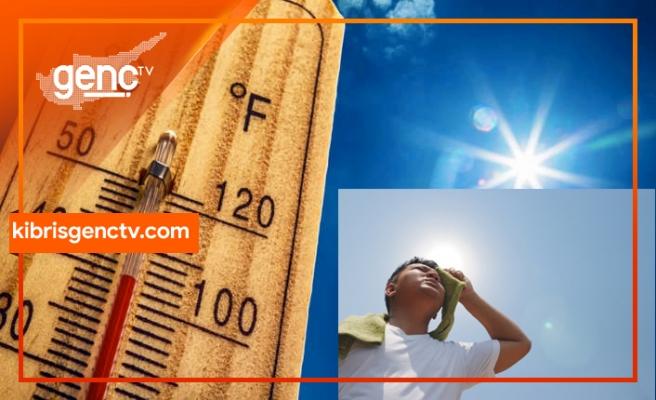 Sıcaklık artıyor...Bugün dereceler 40'ı gösterecek