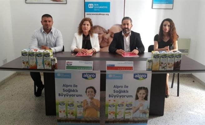 SOS Çocukköyü Derneği ve Oero Ltd ortak sosyal sorumluluk projesi