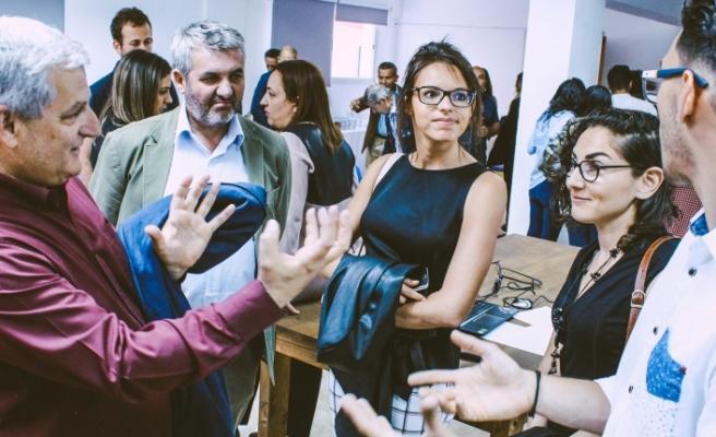 """''Sosyalleşin: Sosyal Girişimcilikle İstihdamı Destekliyoruz Projesi"""", KTEZO'da tanıtıldı"""
