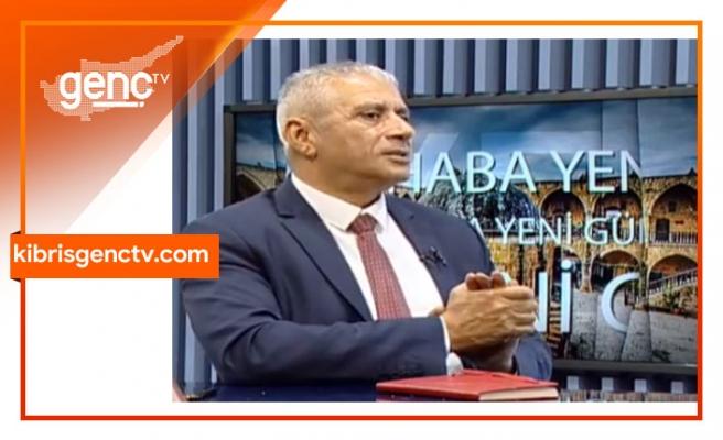 """Taçoy, Genç Tv'de açıkladı: """"Kasadaki para, ödenecek olanın üçte biri"""""""