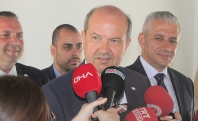 """Tatar: """"Bazı konular görüşülmeye devam ediliyor"""""""