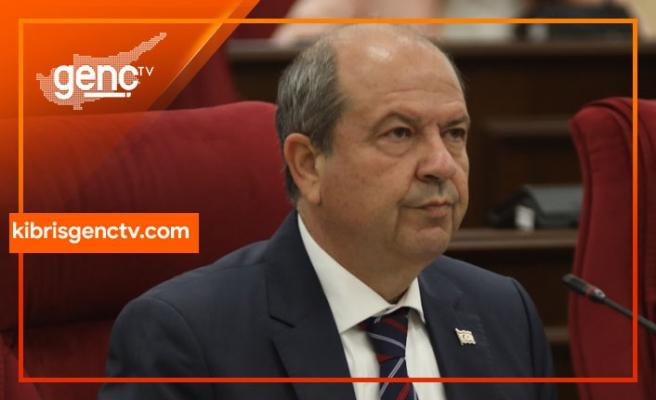 """Tatar: """"Denktaş ile ilgili iddialar soruşturulmalıdır"""""""