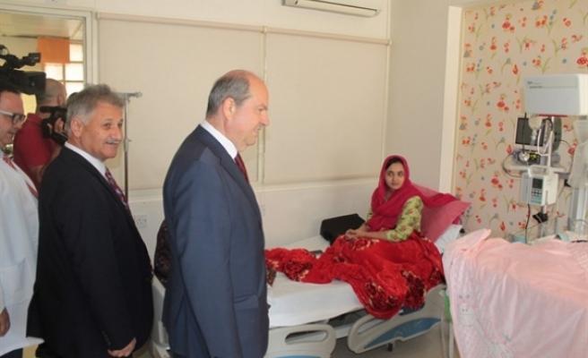 """Tatar: """"Sağlık hizmetleri için tüm imkanlar seferber edilecek"""""""