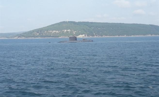 TCG 1. İnönü (S-360) Denizaltısı Girne Limanı'nda ziyarete açılıyor