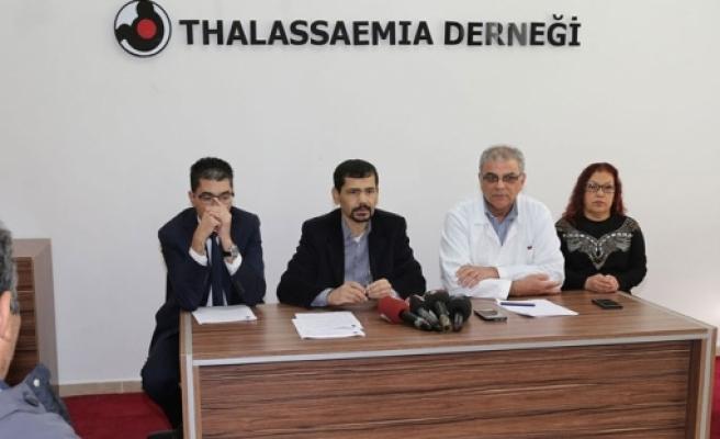 Thalassaemia Derneğinden kan bağışı çağrısı