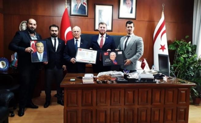 """Töre:  """"KKTC, Kıbrıs Türk gençliğine emanettir"""""""
