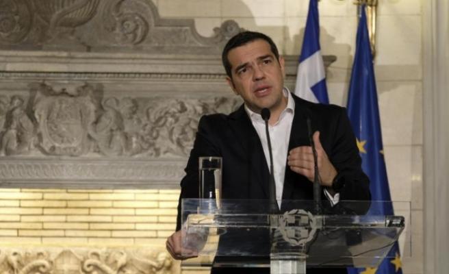 """Tsipras: """"Karşılıklı bir 'kaza'dan kaçınılması gerek"""""""