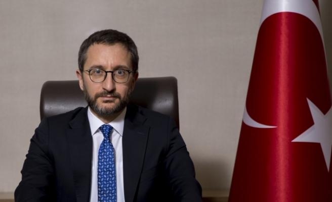 """Türkiye  Cumhurbaşkanlığı İletişim Başkanı: """"Verilen karar demokrasimizin bir zaferidir"""""""