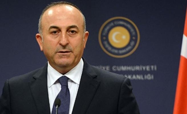 Türkiye Dışişleri Bakanı Çavuşoğlu KKTC'ye geliyor