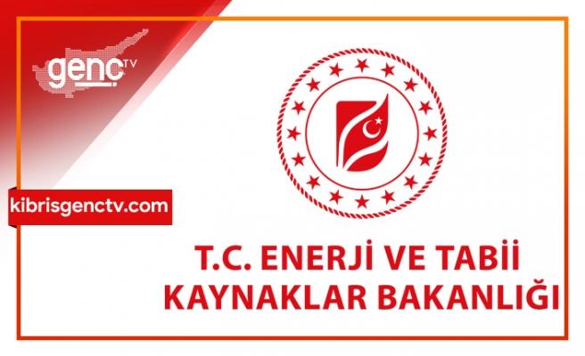 """Türkiye Enerji Bakanlığı'ndan """"Doğu Akdeniz"""" açıklaması"""