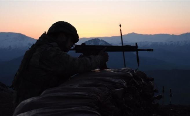 Türkiye-İran sınırında terör saldırısı: Bir asker şehit