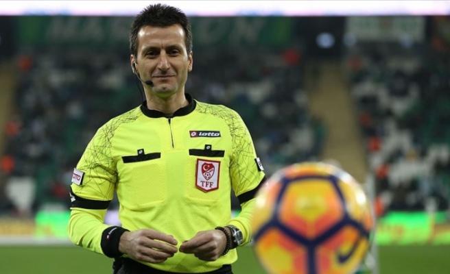 Türkiye Kupası finali hakemi açıklandı