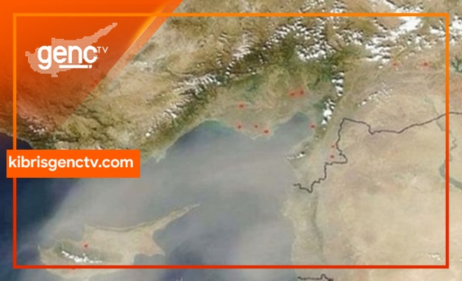 Ülkemizdeki toz bulutu etkisini sürdürüyor