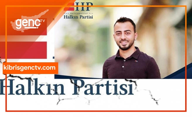 Umut Öksüz,Halkın Partisi'nden istifa ettiğini duyurdu