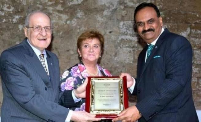 Turizm duayeni Ahmet Necati Özkan hayatını kaybetti