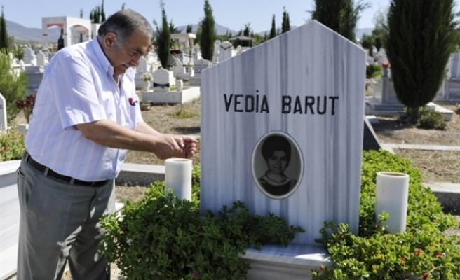Vedia Barut anılacak