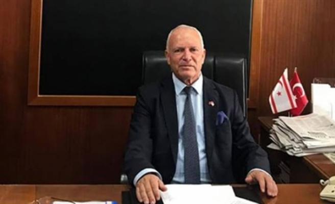 """""""Amerika'nın Fransa'nın İtalyan'nın Doğu Akdeniz'de ve Kıbrıs Adası etrafındaki niyet ve eylemlerinin kabul edilemez """""""