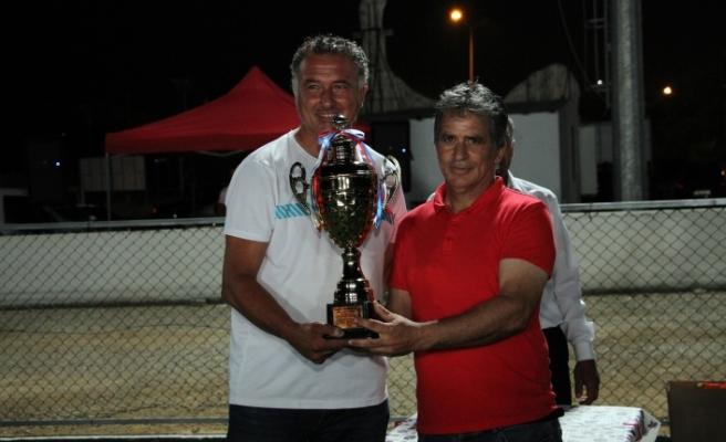 Anı turnuvası Şampiyonu Hamitköy