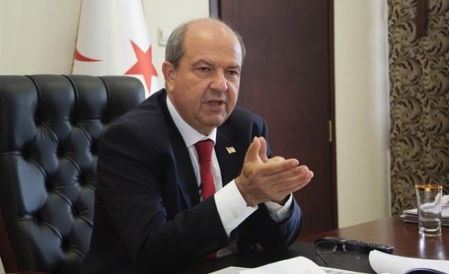 Başbakan Tatar'dan Gürsoy için başsağlığı mesajı