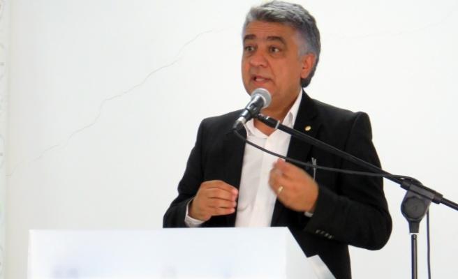 Başkanlığa yeniden Mahmut Kanber seçildi