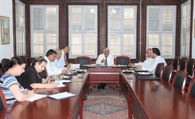 Belediyeler Birliği 7. Yürütme Kurulu toplantısı bugün gerçekleştirildi