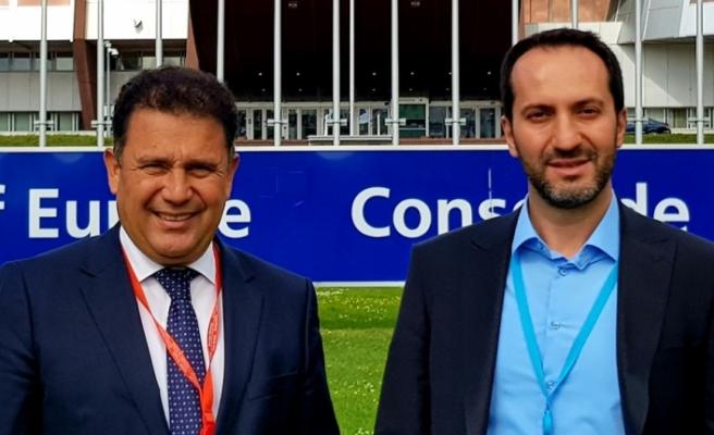 Candan ve Saner, AKPA Genel Kurul toplantısına katıldı