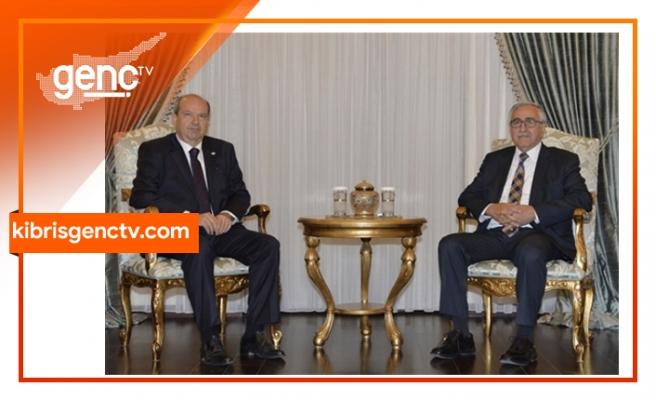 Cumhurbaşkanı Akıncı, Başbakan Tatar'ı yarın Cumhurbaşkanlığı'nda kabul edecek