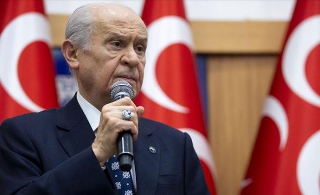 """""""Doğu Akdeniz'de açıkça Türkiye'ye tuzak kurulmakta"""""""