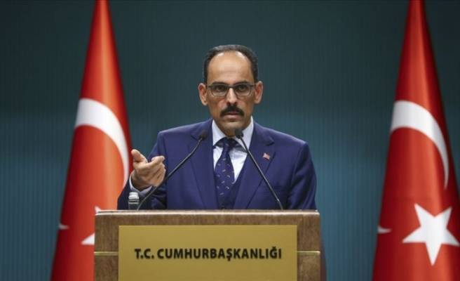 Doğu Akdeniz, Türkiye Bakanlar Kurulu'nunda gündemindeydi