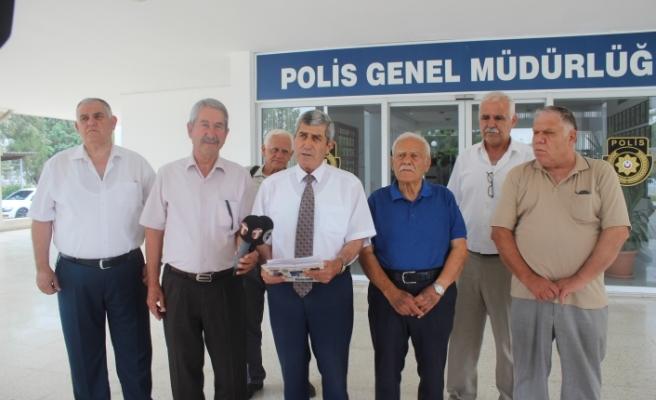 Emekli Polisler Derneği'nden polise destek