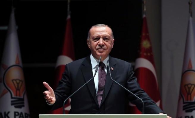"""Erdoğan: """"Türkiye S400'leri alacaktır demiyorum, almıştır"""""""